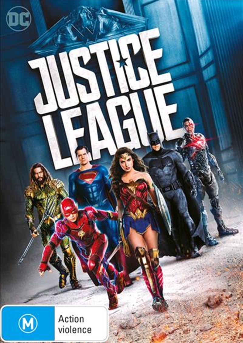 Justice League | DVD
