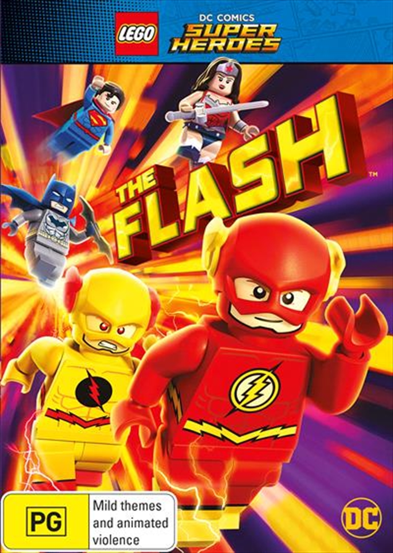 LEGO DC Super Heroes - The Flash | DVD