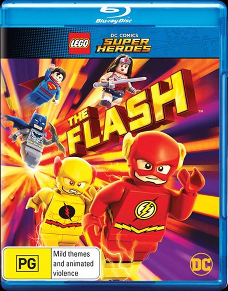 LEGO DC Super Heroes - The Flash | Blu-ray