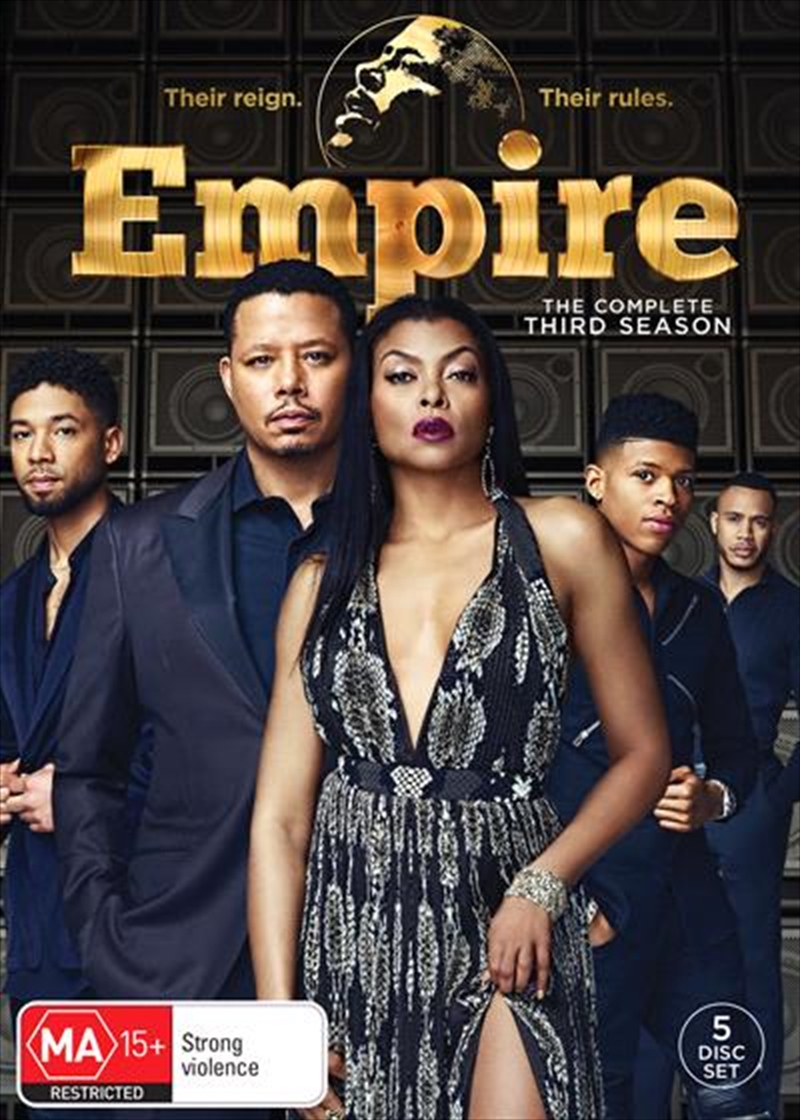 Empire - Season 3 | DVD