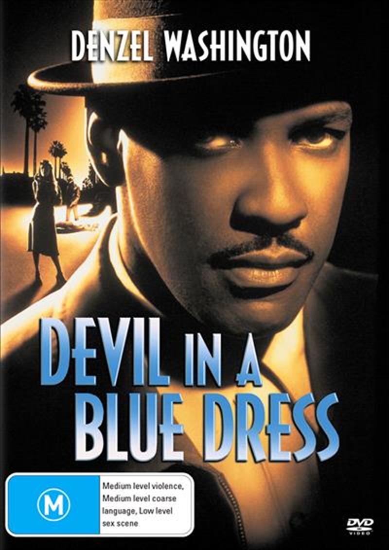 Devil In A Blue Dress   DVD