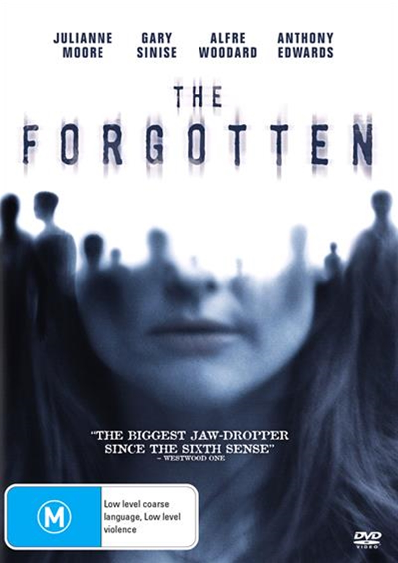 Forgotten, The | DVD