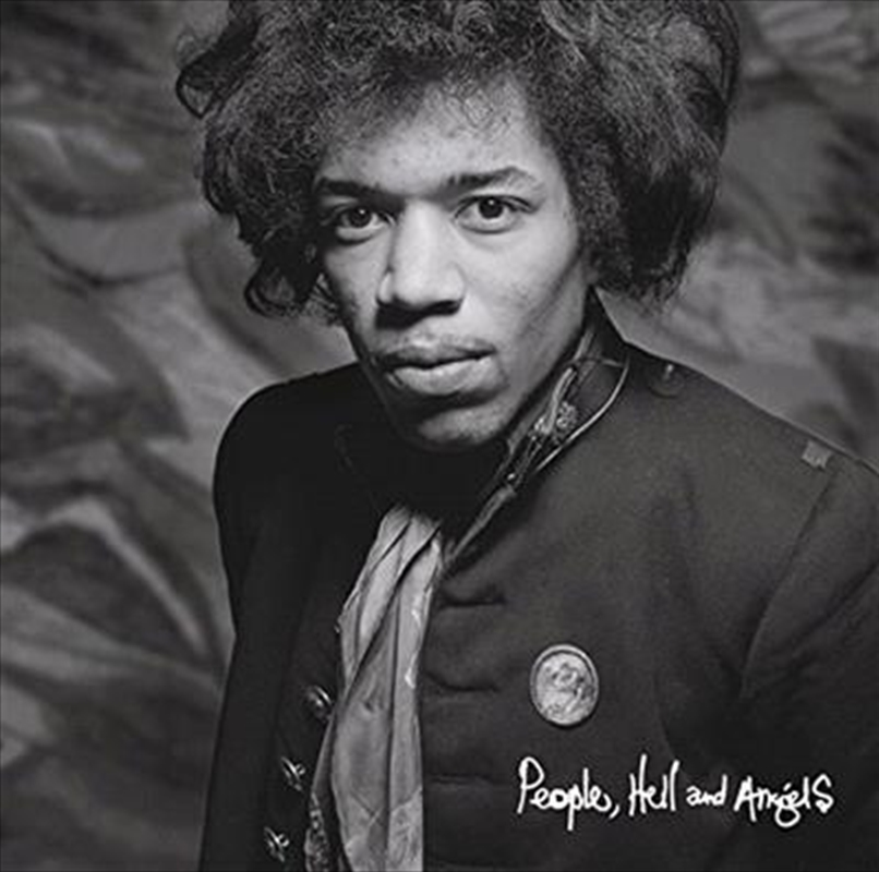 People, Hell and Angels | CD