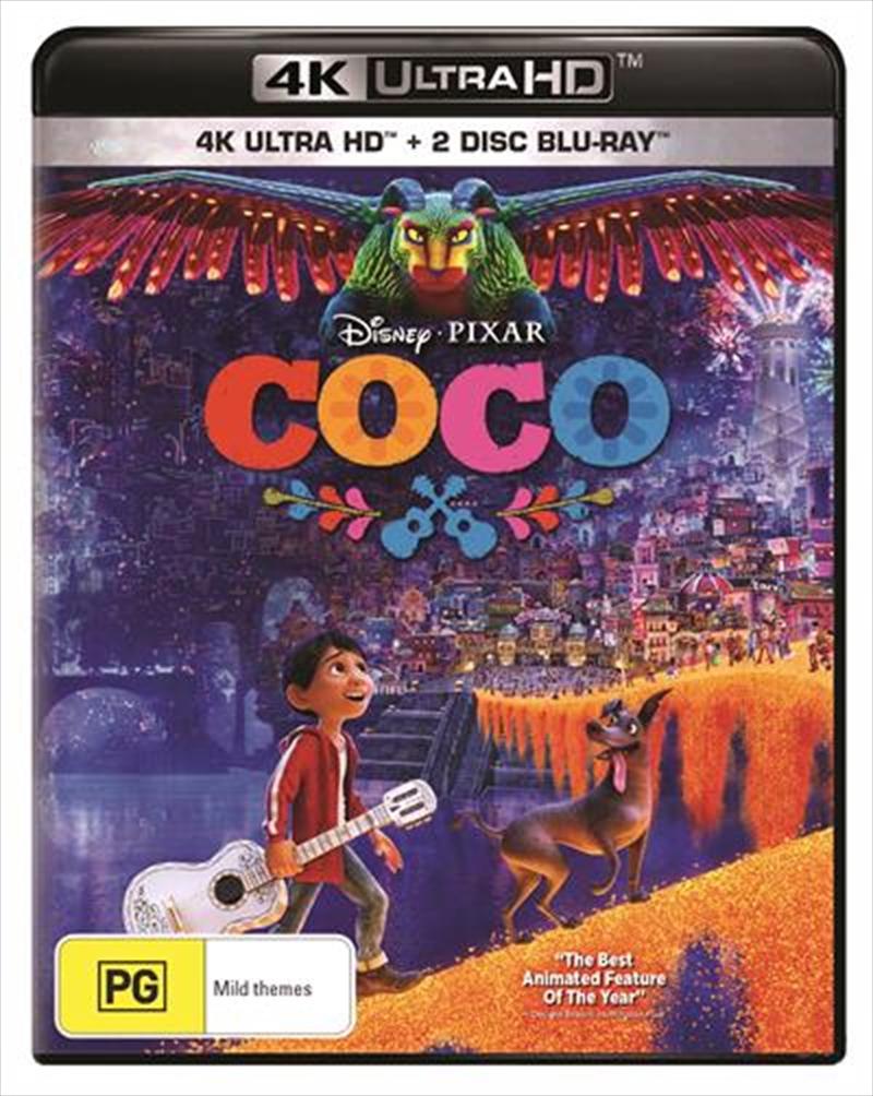 Coco - Bonus Disc | UHD
