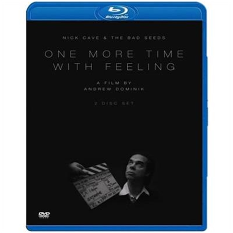 One More Time With Feeling | Blu-ray
