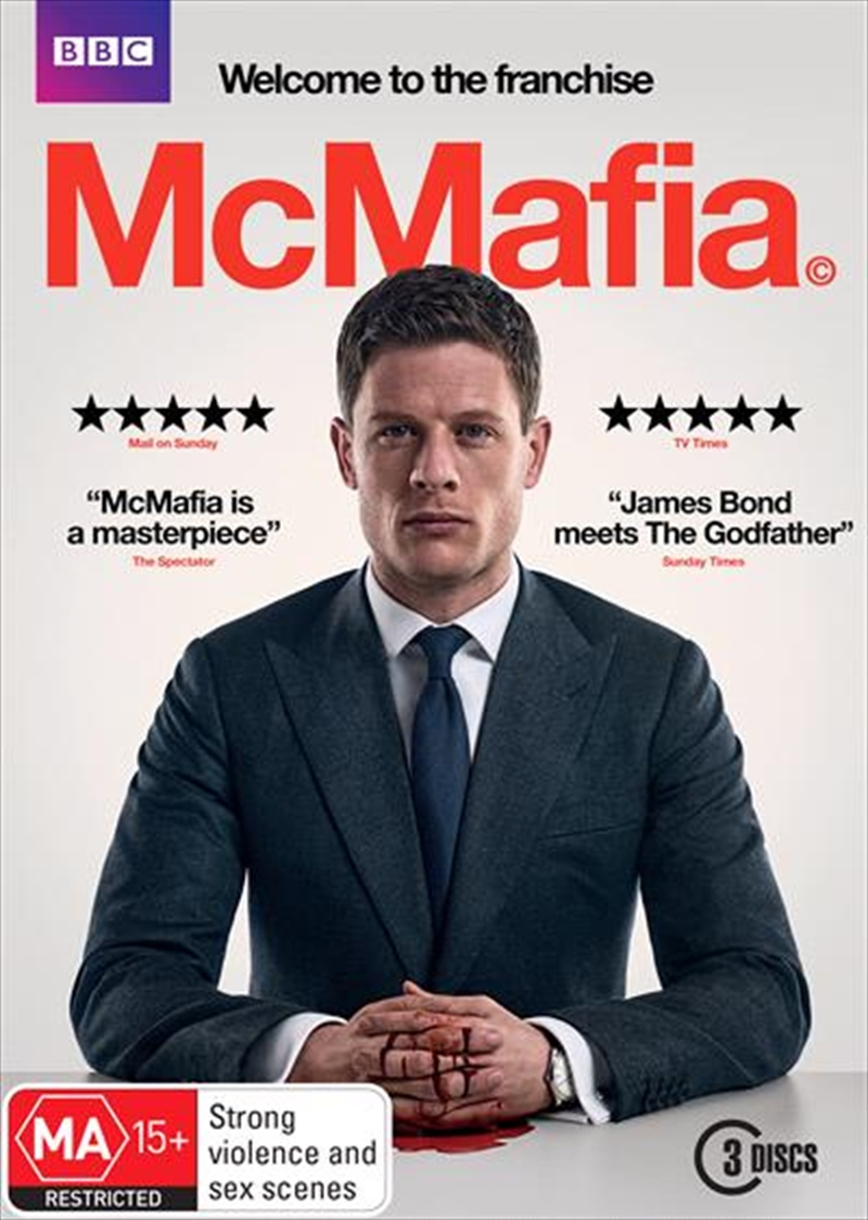McMafia | DVD