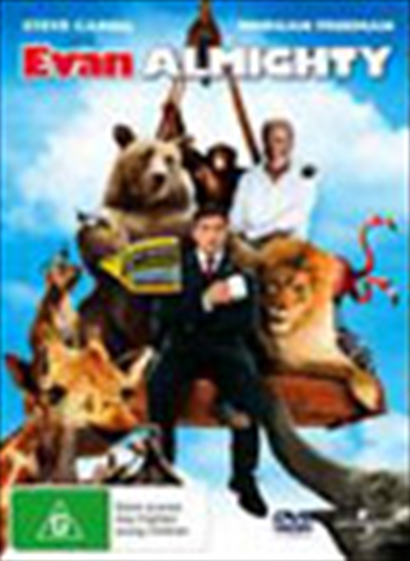 Evan Almighty | DVD