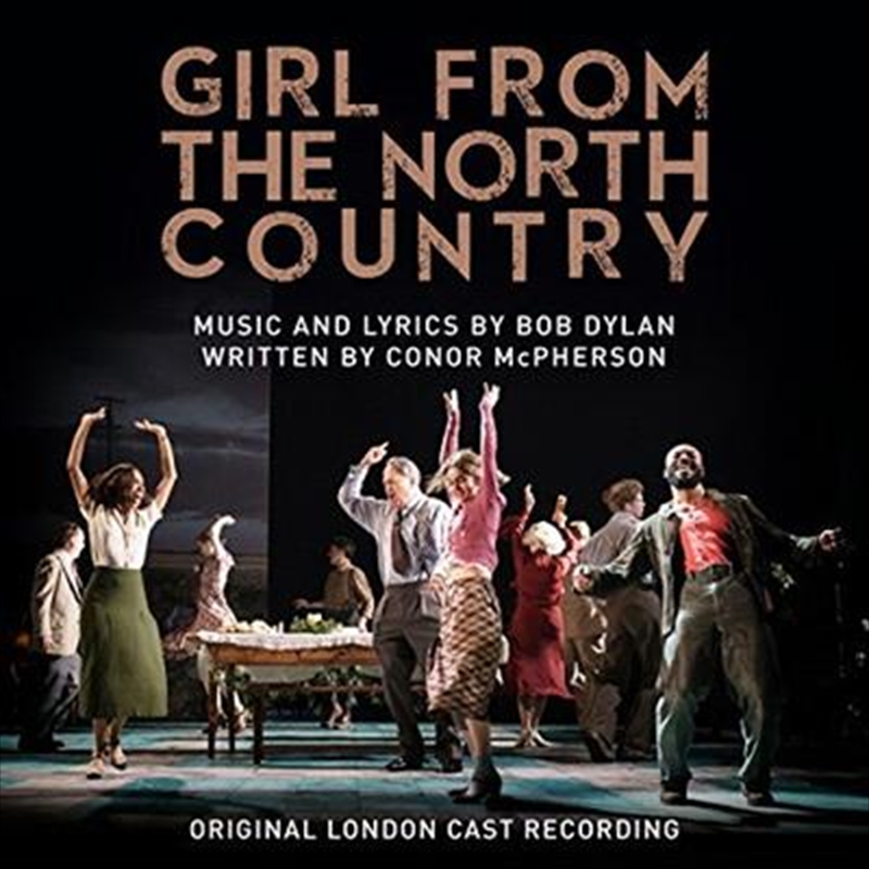 Girl From The North Country Original London Cast Recording | CD
