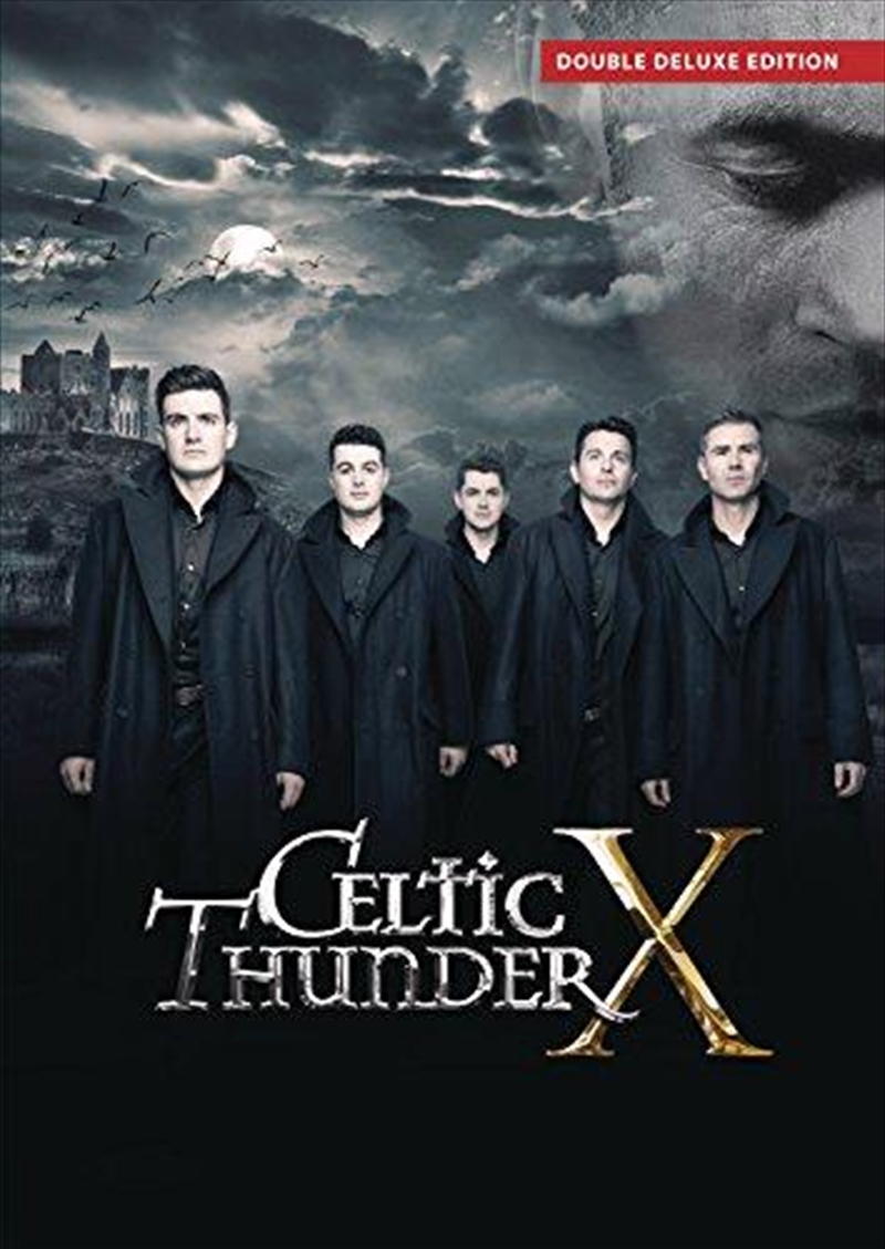 Celtic Thunder X | DVD