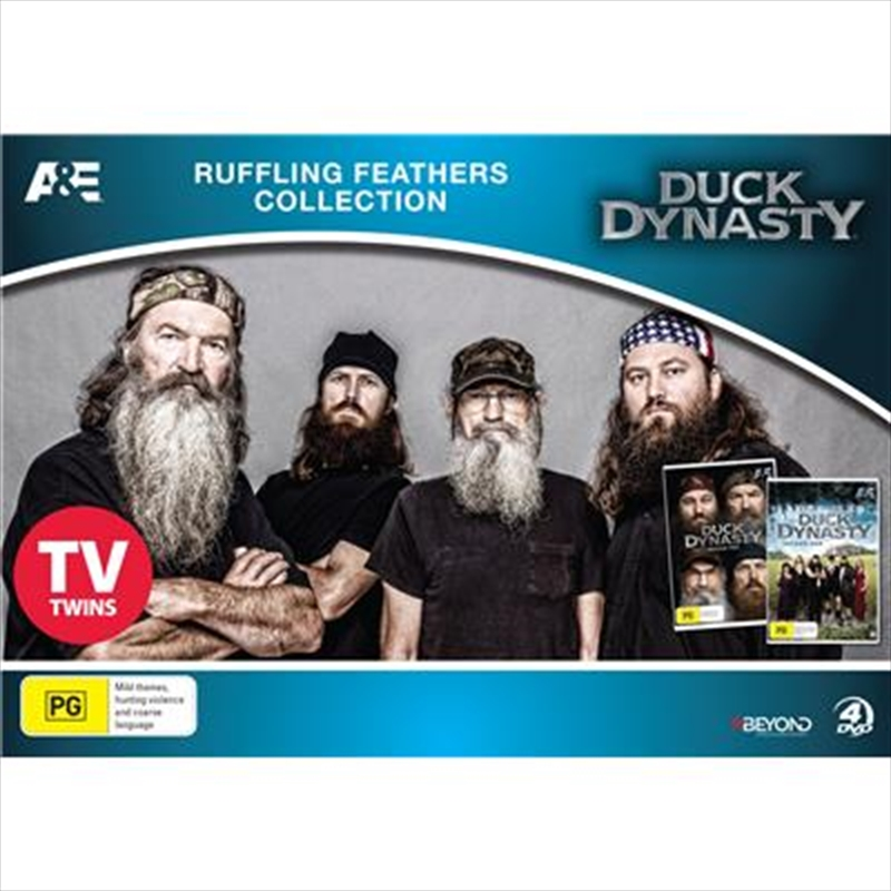 Duck Dynasty - Ruffling Feathers Collection | DVD