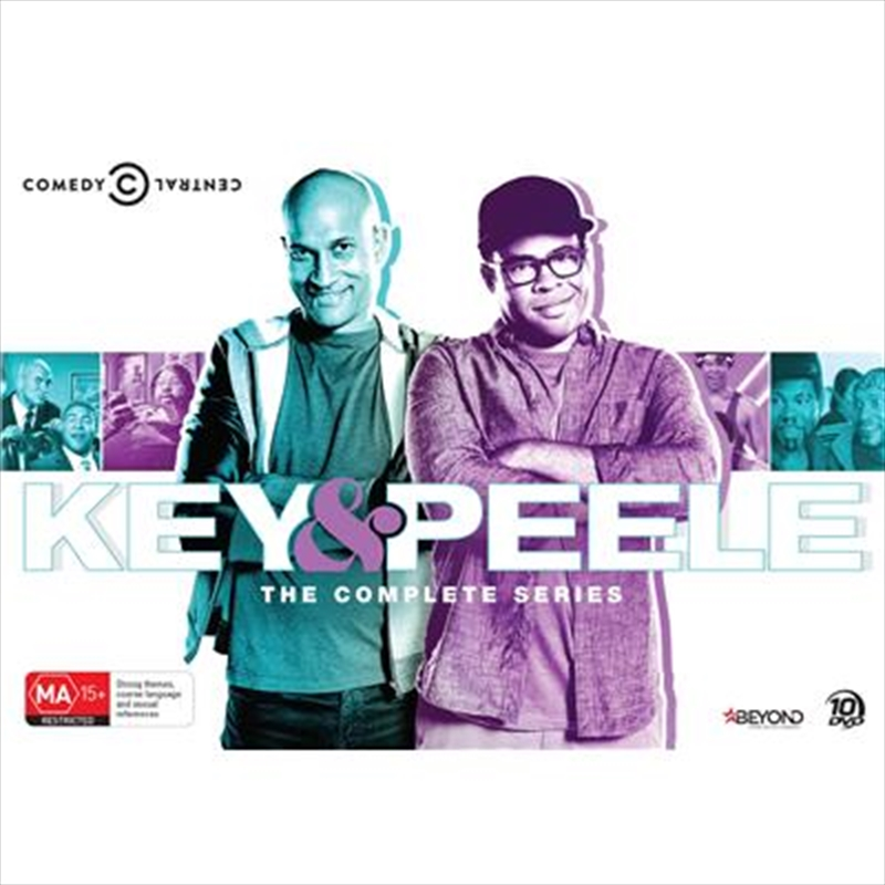 key and peele complete series blu ray