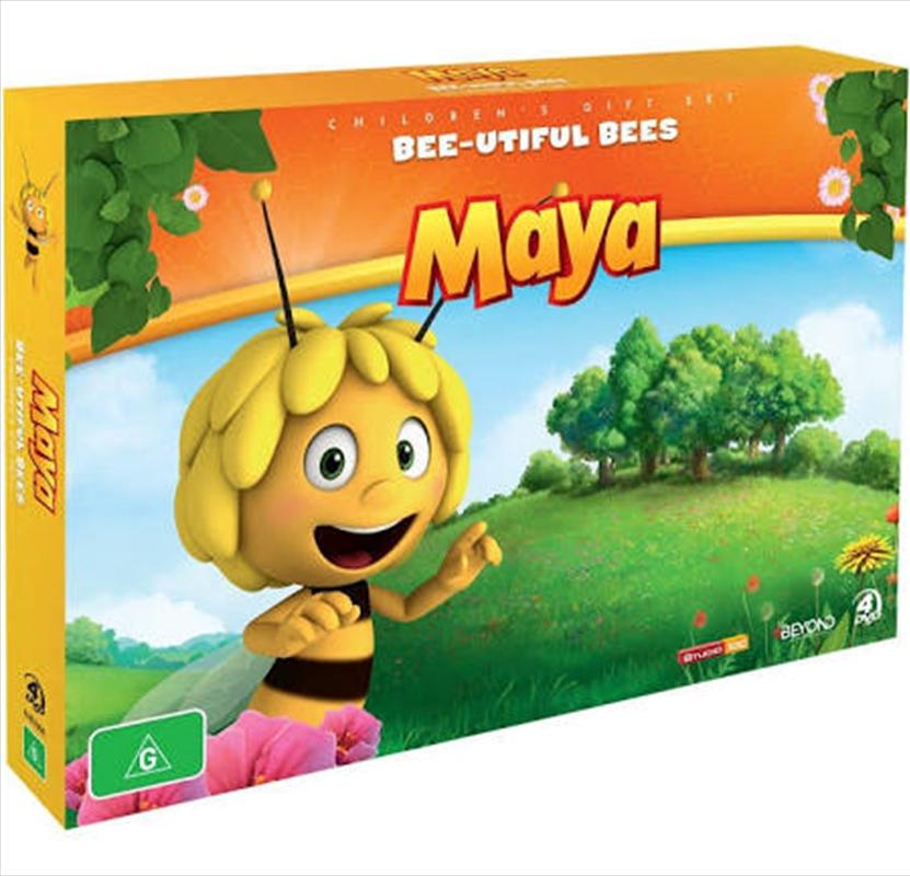 Maya The Bee Gift Set | DVD