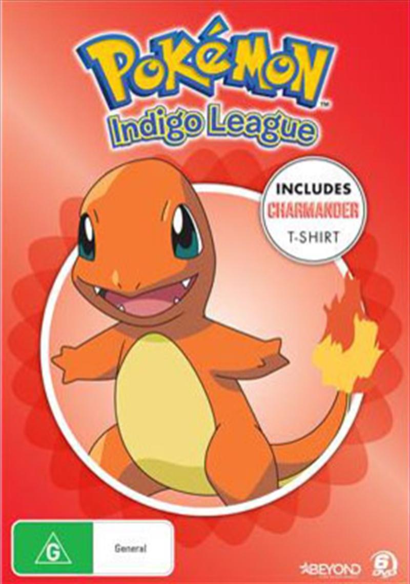 Pokémon - Season 1 - Indigo League (Includes T-Shirt) | DVD