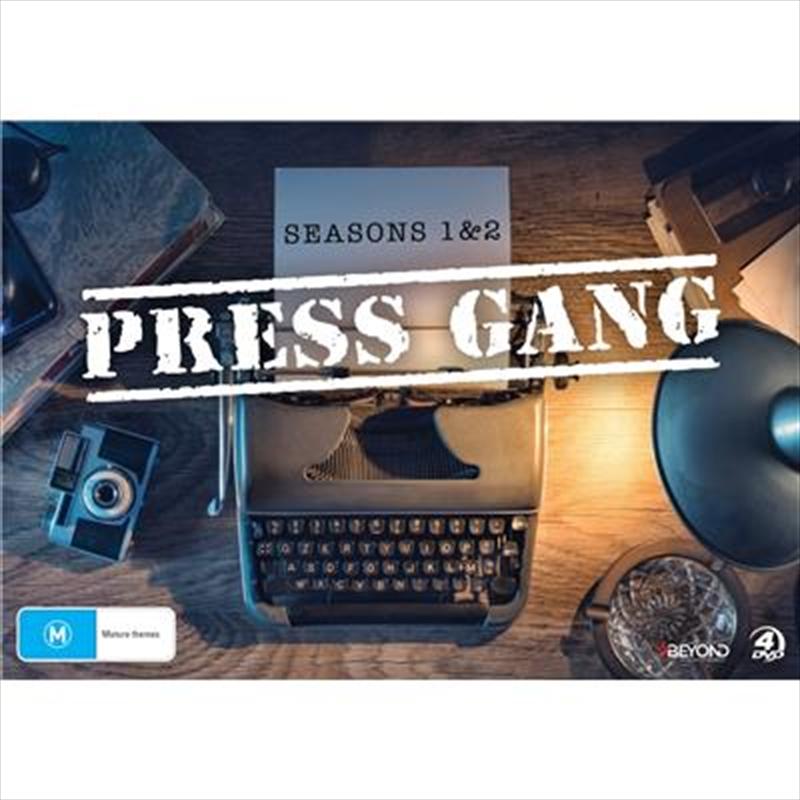 Press Gang - Season 1 & 2 | DVD