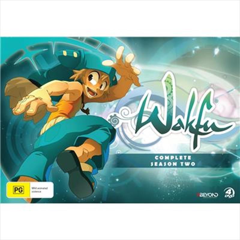 Wakfu Season 2 Complete Collection   DVD