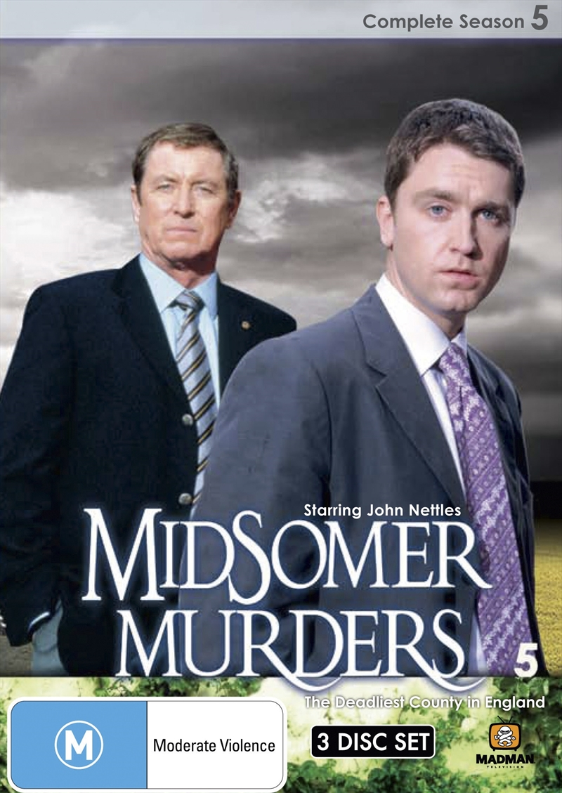 Midsomer Murders - Season 5 | DVD