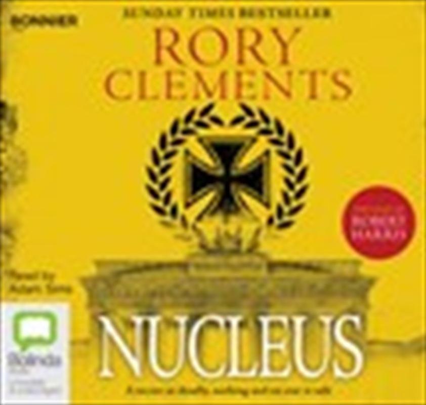 Nucleus   Audio Book