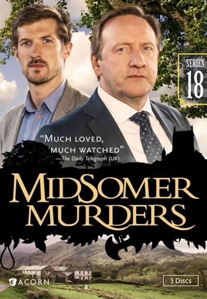 Midsomer Murders - Season 18 | DVD
