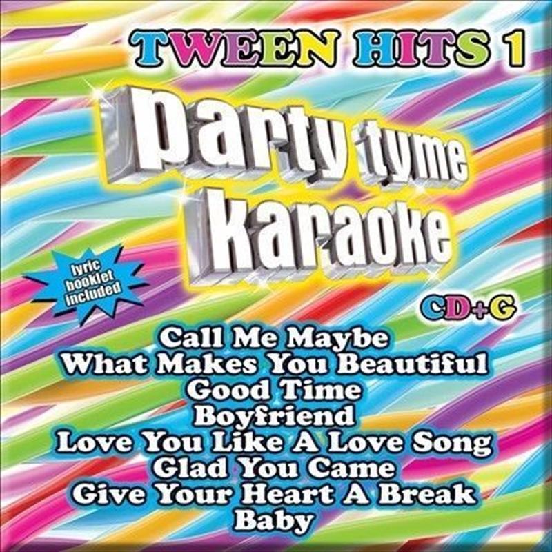 Tween Hits - Vol 1   CD
