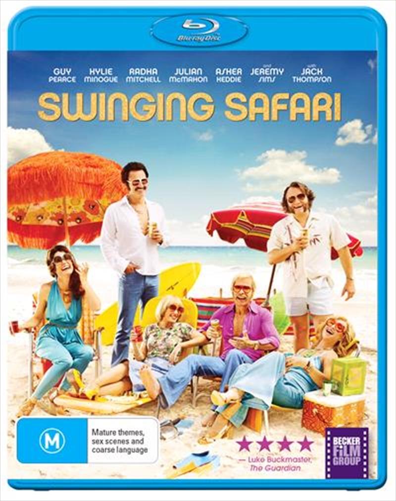 Swinging Safari | Blu-ray