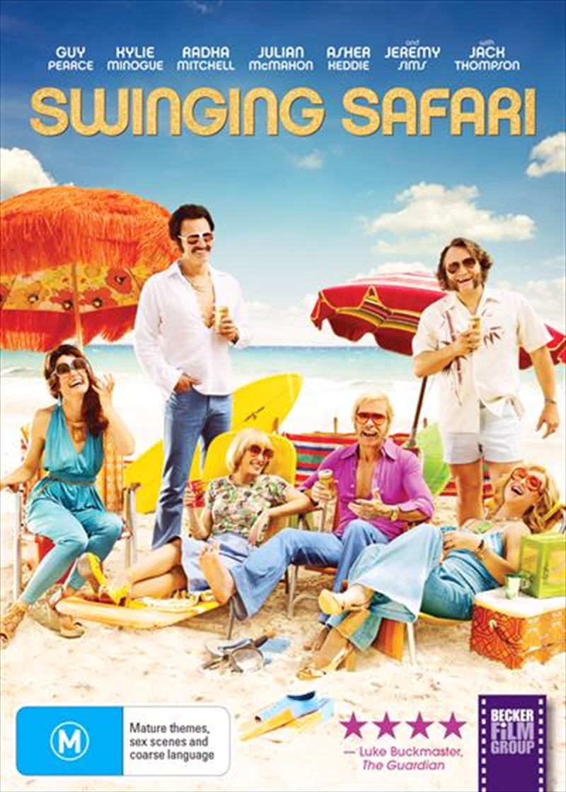 Swinging Safari | DVD
