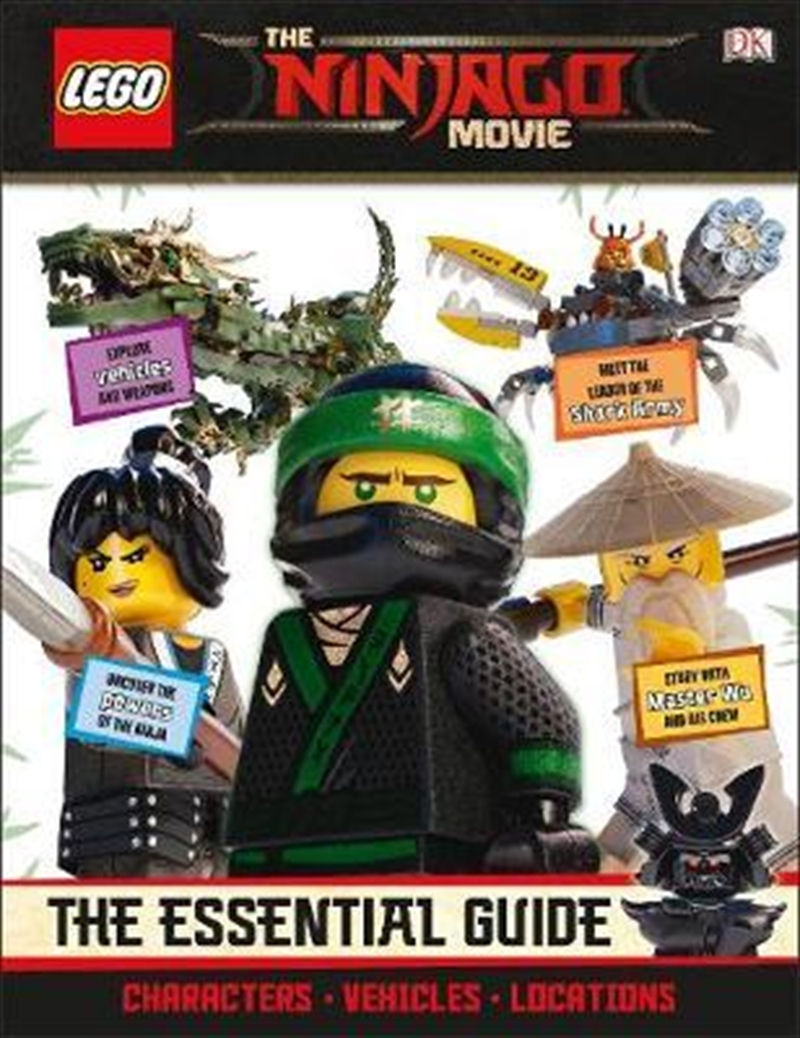 Lego R Ninjago R Movie Tm The | Paperback Book