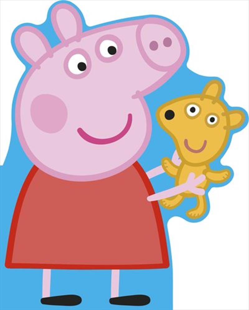 Peppa Pig: All About Peppa | Board Book