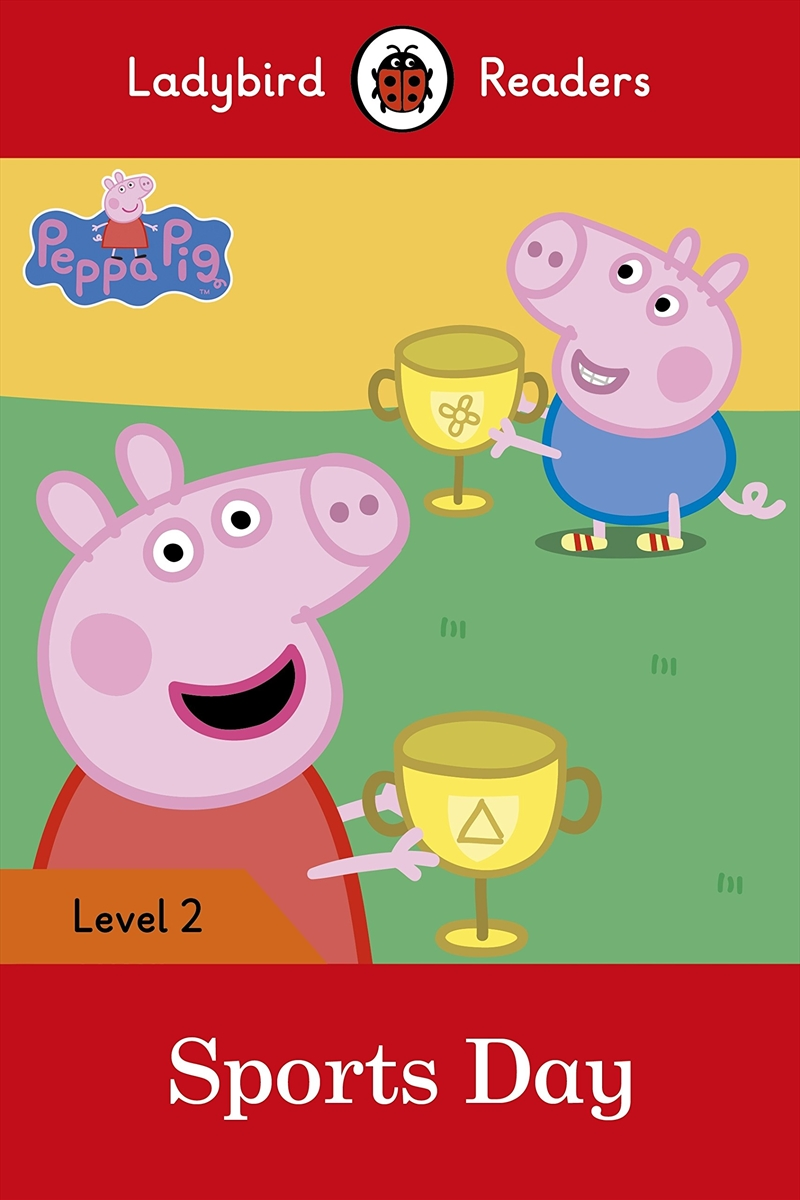 Peppa Pig: Sports Day | Paperback Book