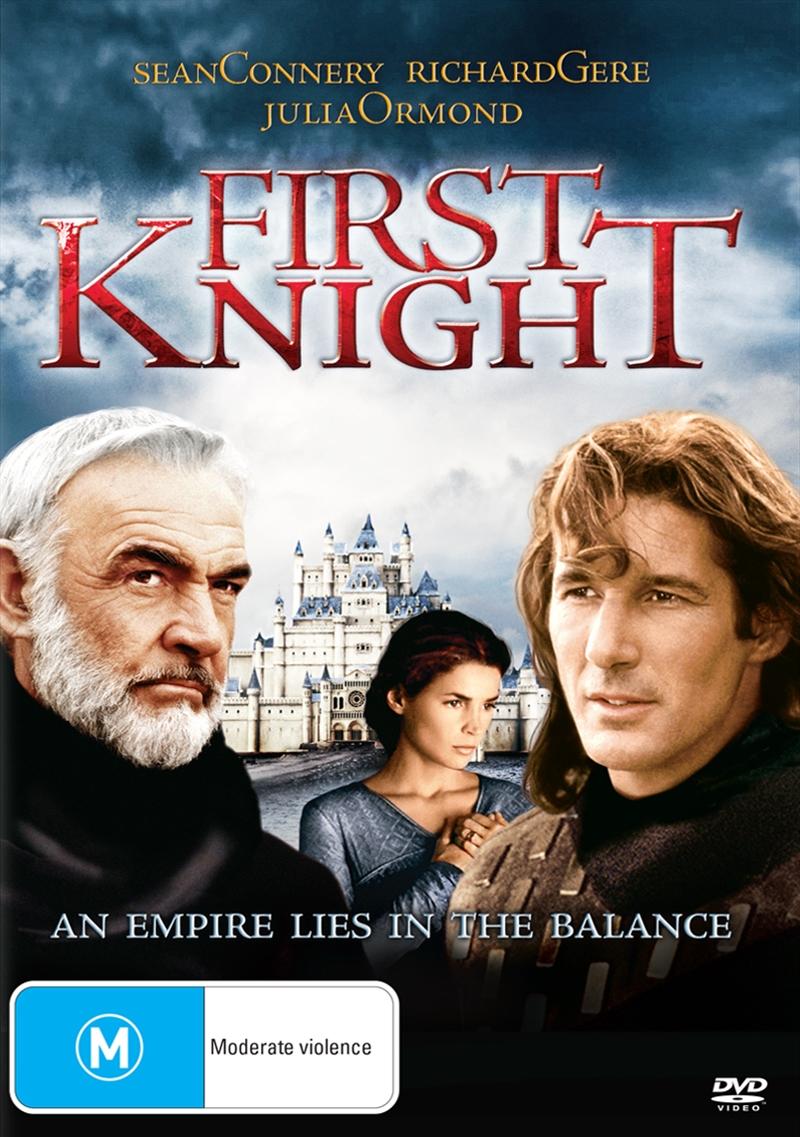 First Knight   DVD