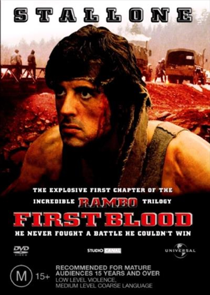 Rambo - First Blood | DVD