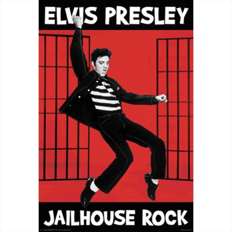 Elvis Presley - Jailhouse | Merchandise