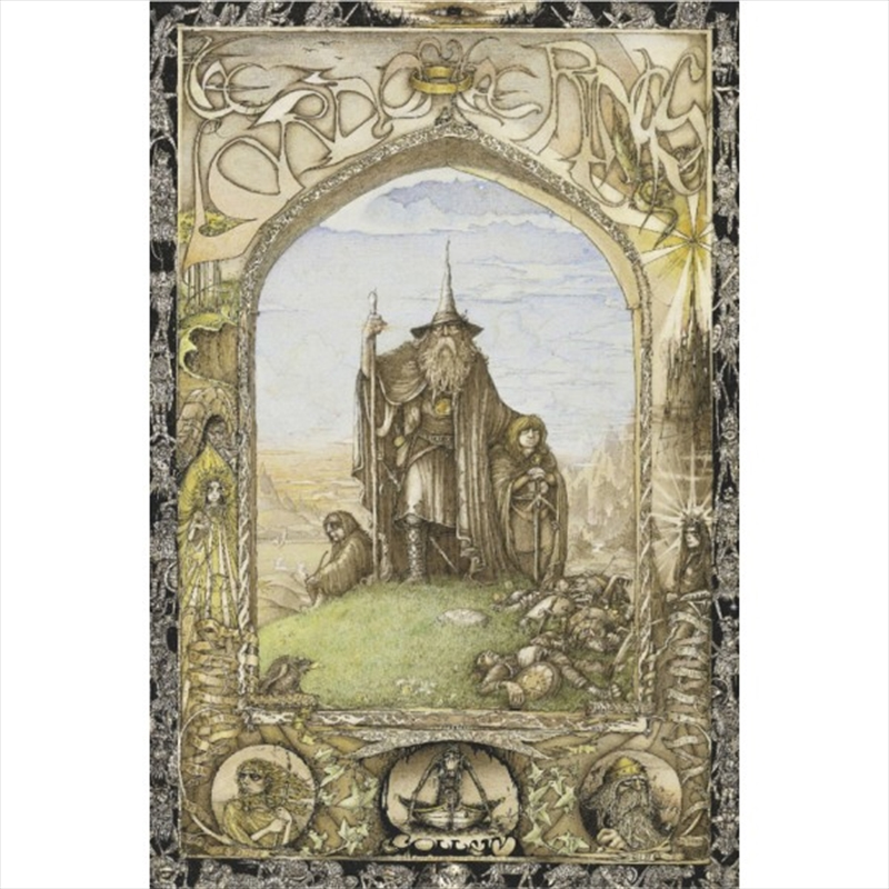 Lord Of The Rings - Artwork | Merchandise