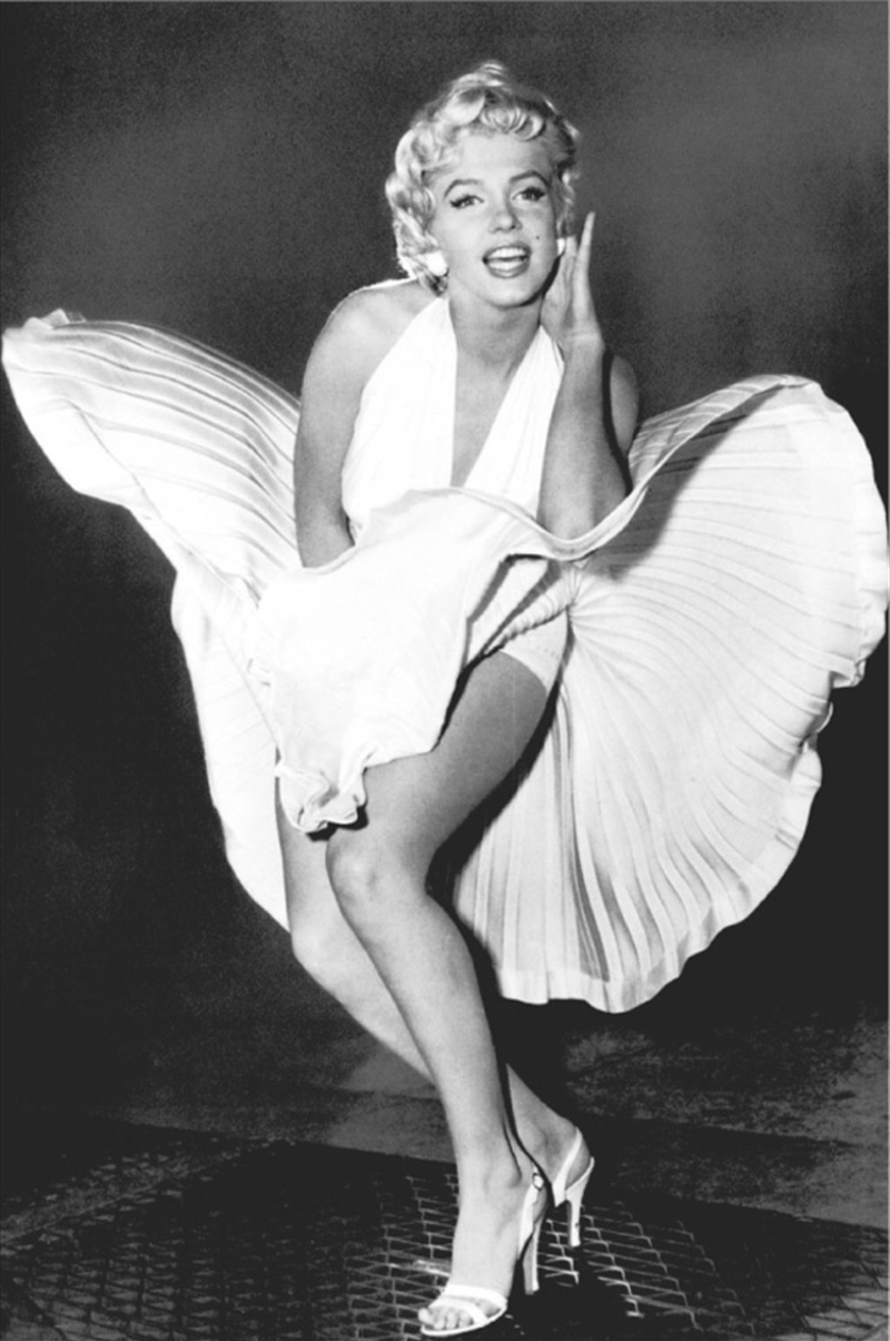 Marilyn Monroe The Legend | Merchandise