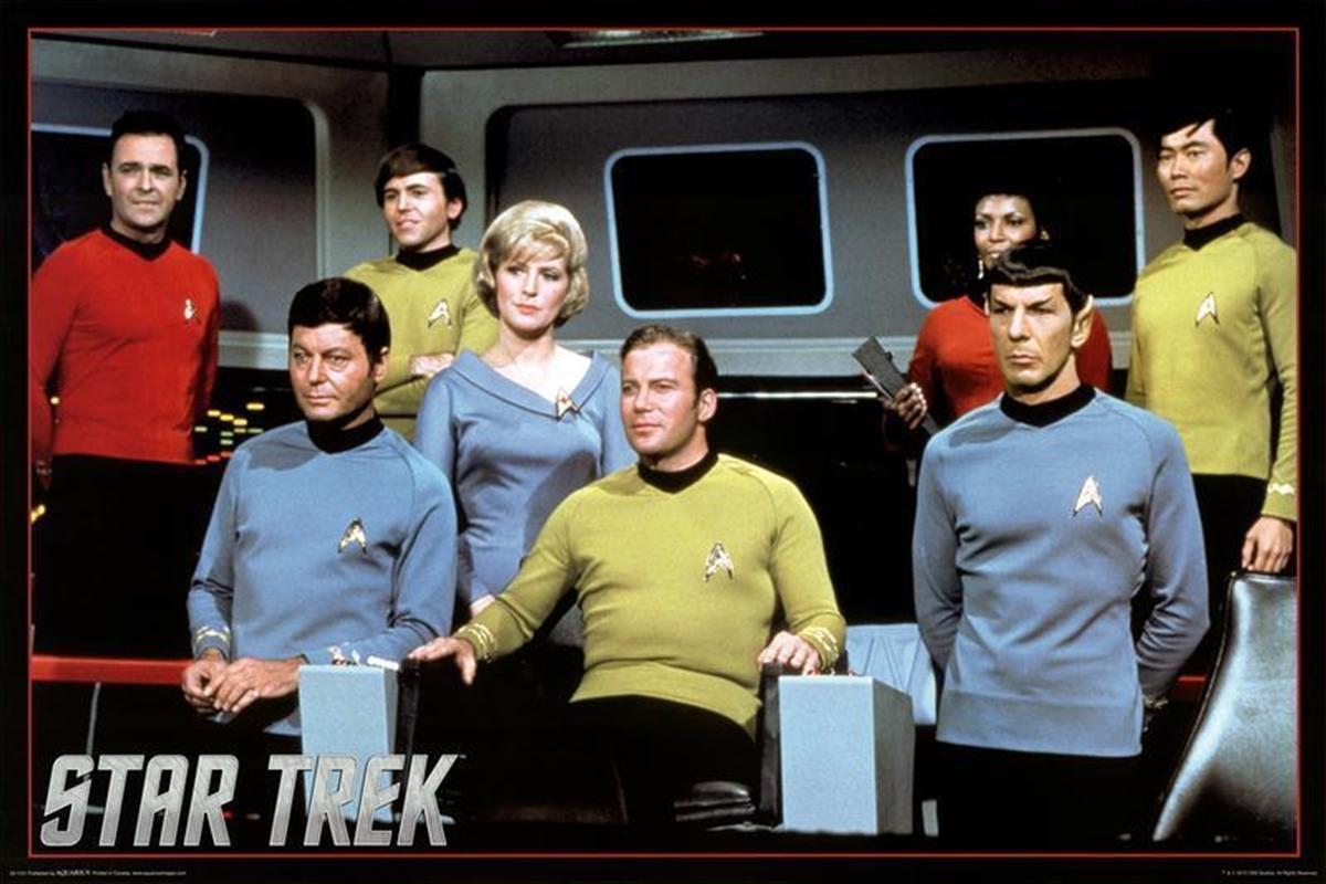 Star Trek - Group | Merchandise