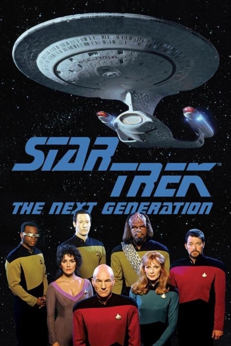 Star Trek - Next Generation Group | Merchandise