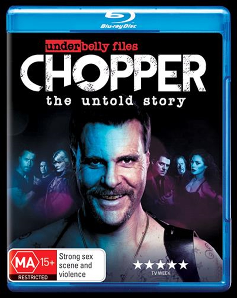 Underbelly Files - Chopper | Blu-ray