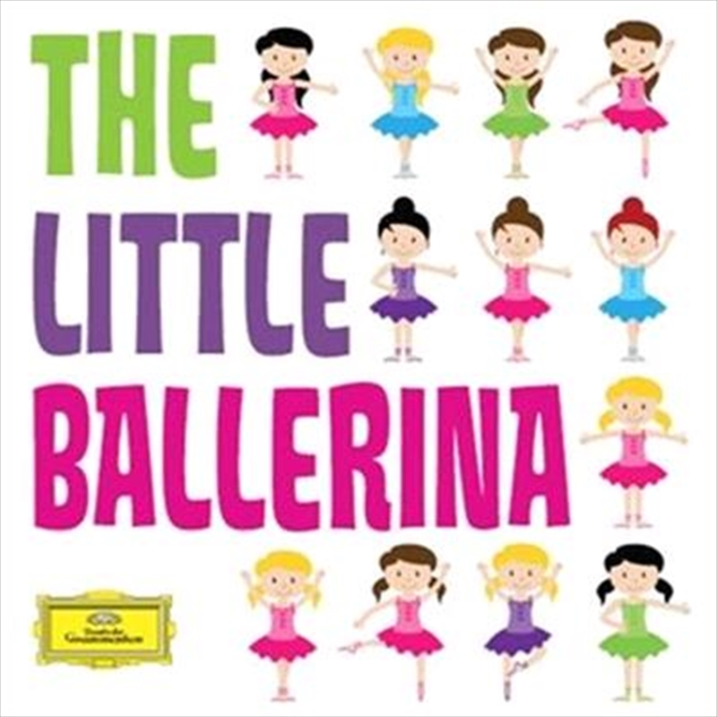 The Little Ballerina - Classics For Kids | CD