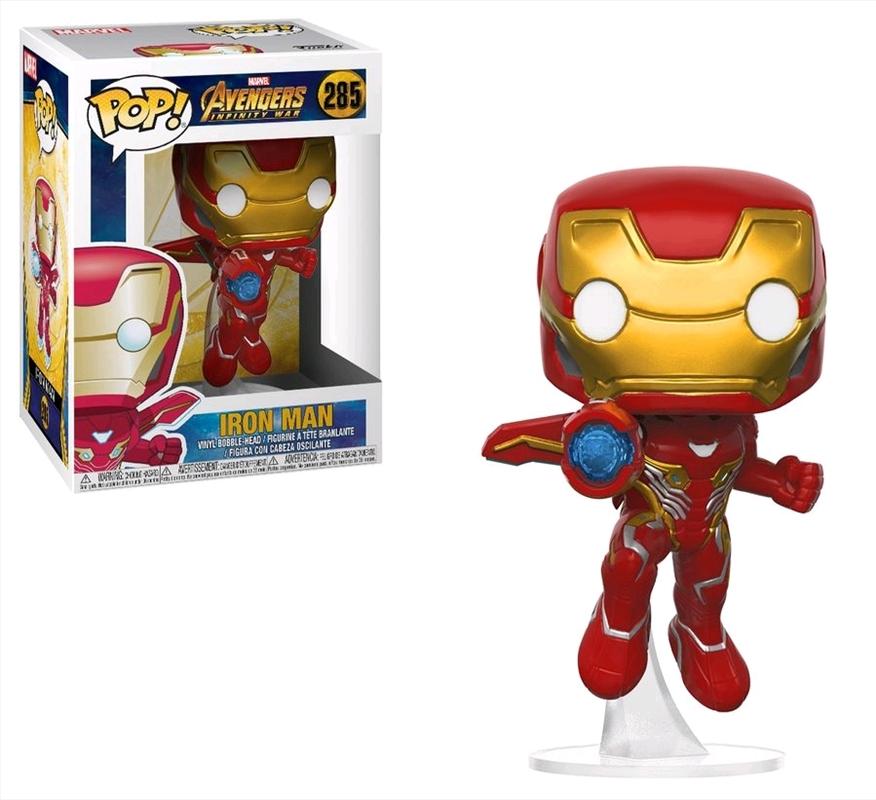 Avengers 3: Infinity War - Iron Man with Wings Pop! Vinyl | Pop Vinyl