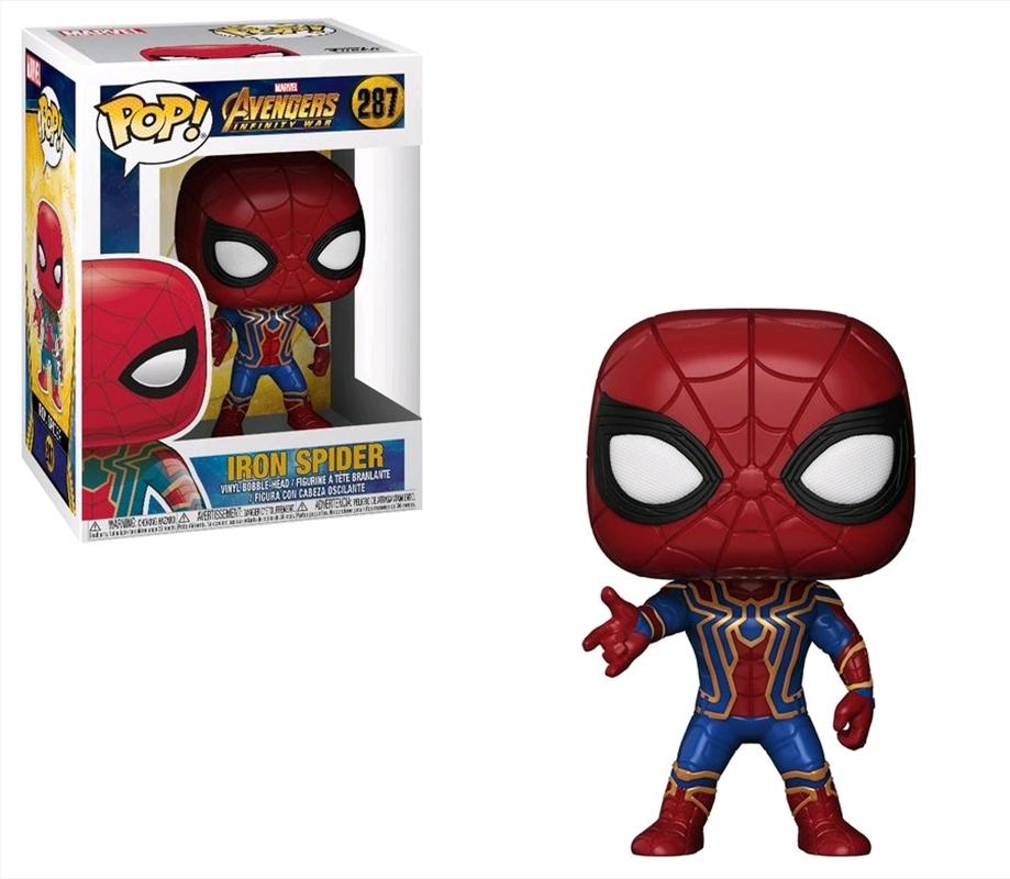 Avengers 3: Infinity War - Iron Spider Pop! Vinyl | Pop Vinyl