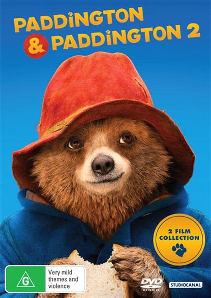Paddington / Paddington 2 | DVD
