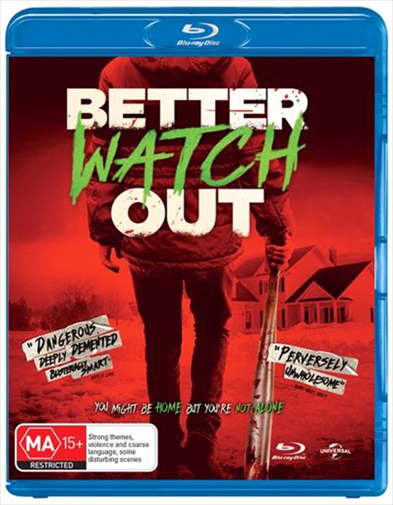 Better Watch Out | Blu-ray