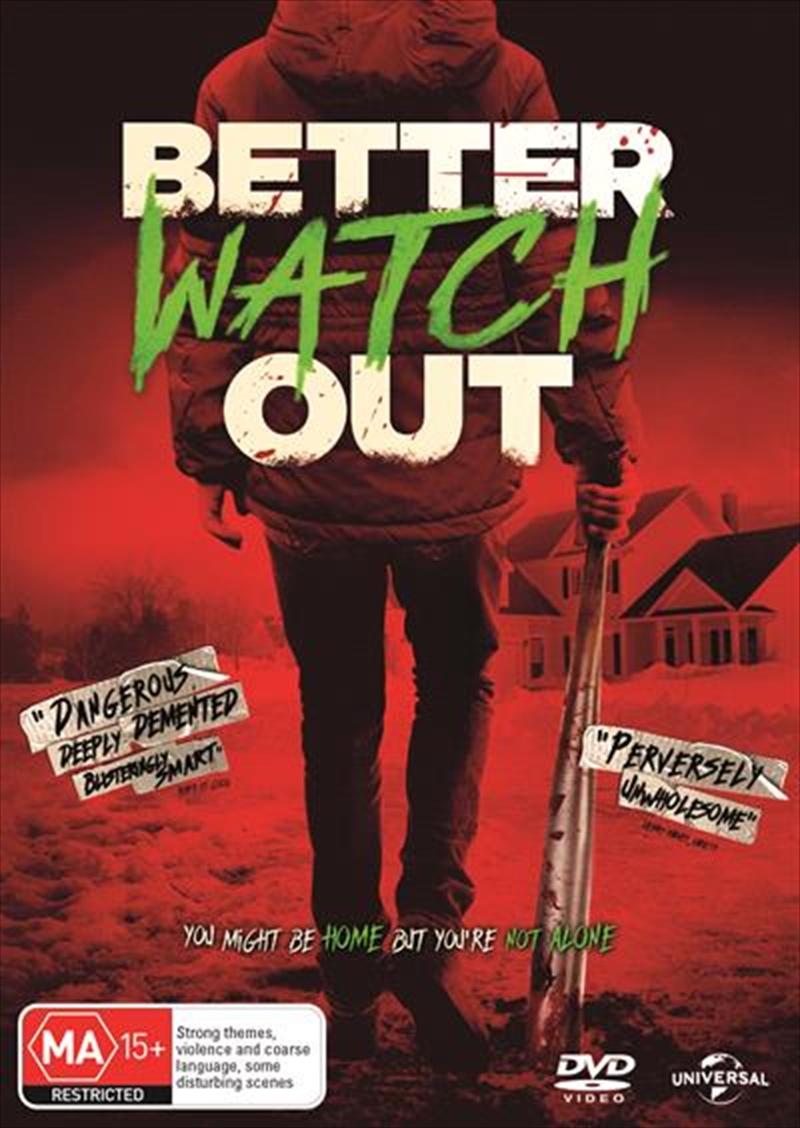 Better Watch Out | DVD