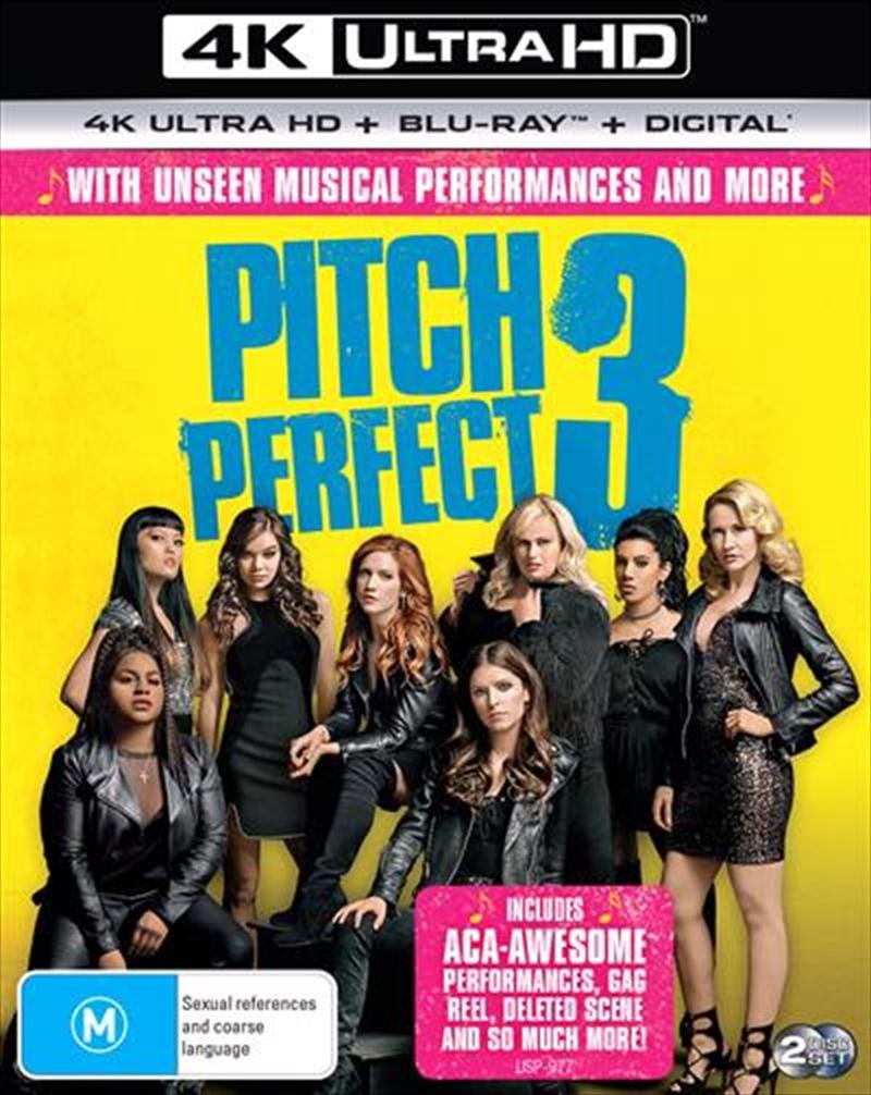 Pitch Perfect 3 | UHD