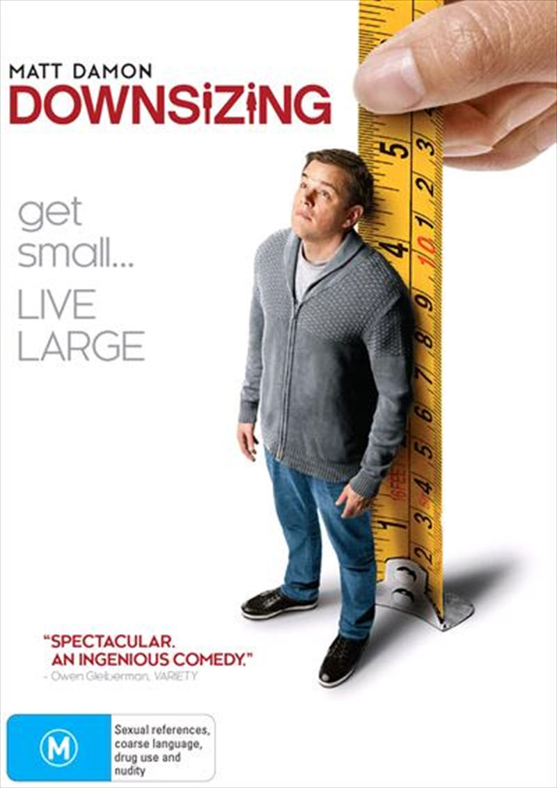 Downsizing | DVD