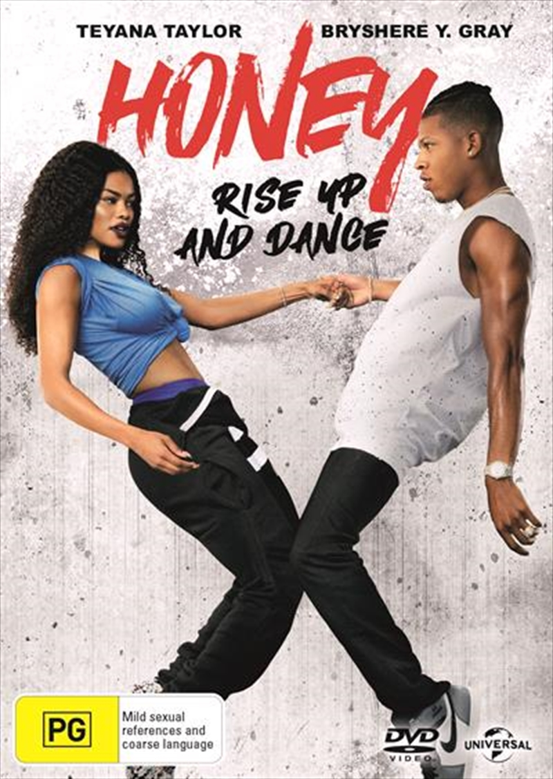 Honey 4 - Rise Up And Dance | DVD