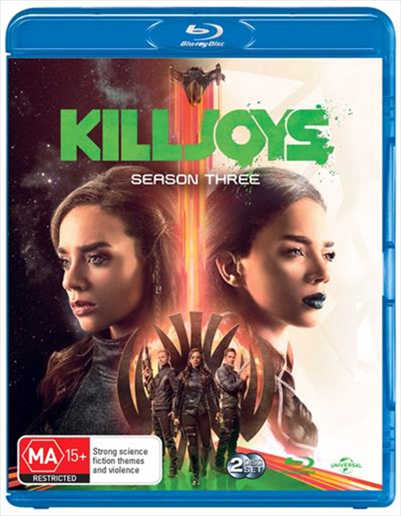 Killjoys - Season 3 | Blu-ray