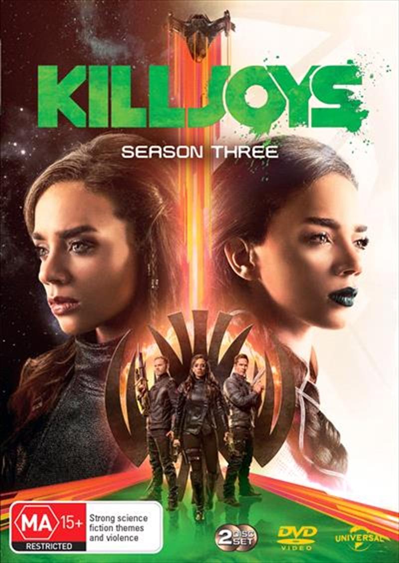 Killjoys - Season 3 | DVD