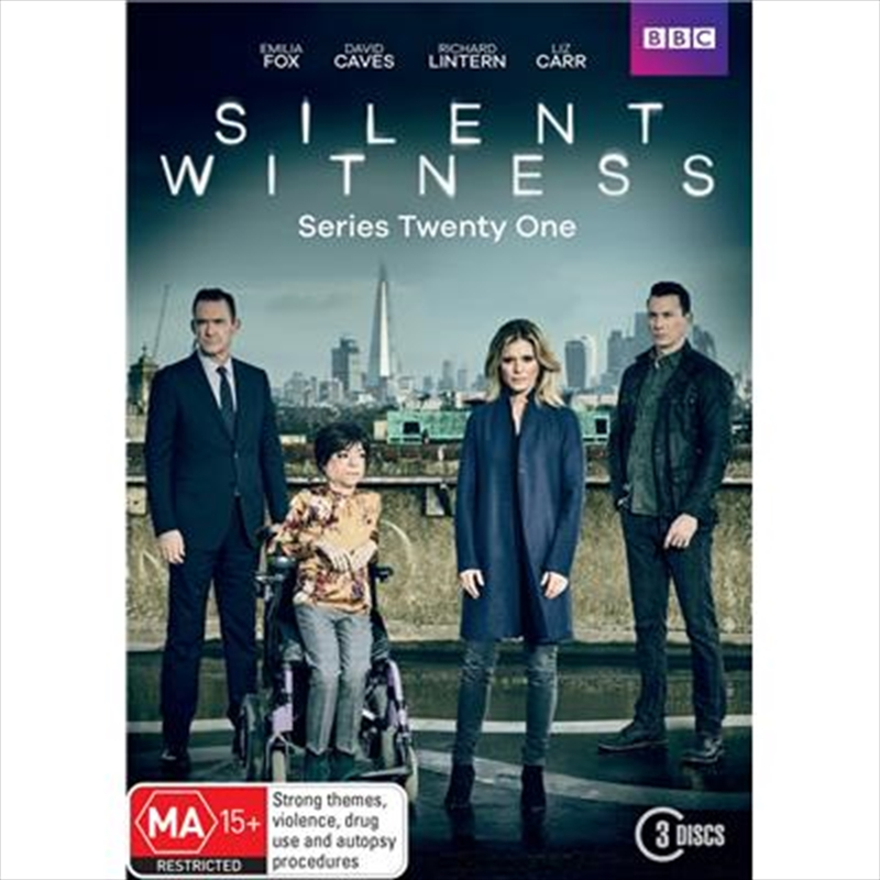 Silent Witness - Series 21 | DVD