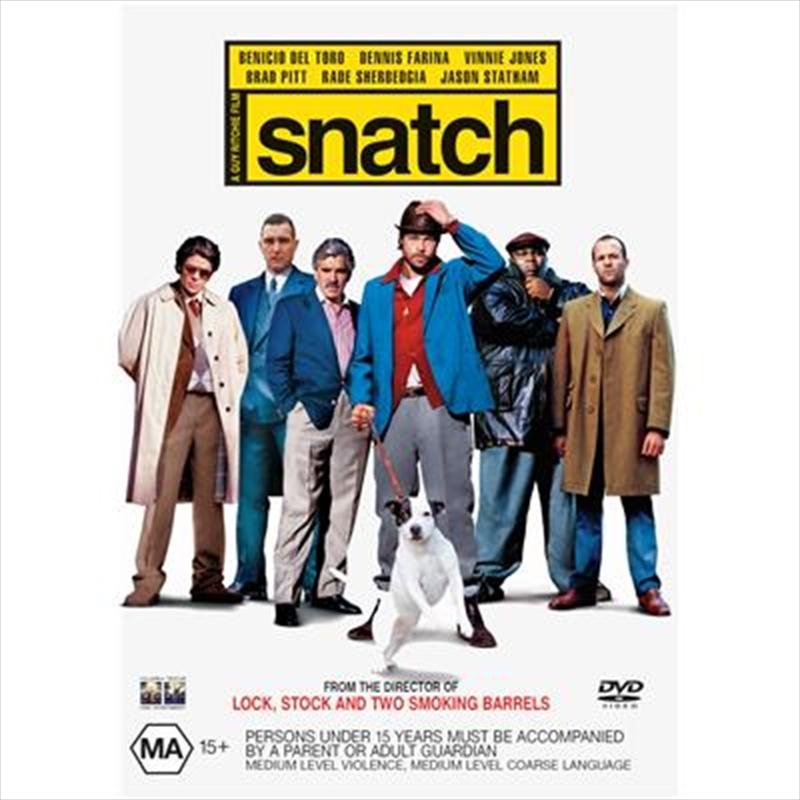 Snatch | DVD
