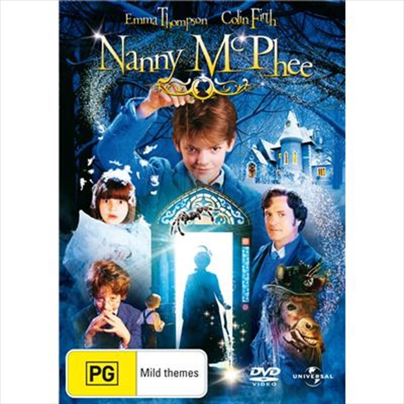 Nanny Mcphee | DVD